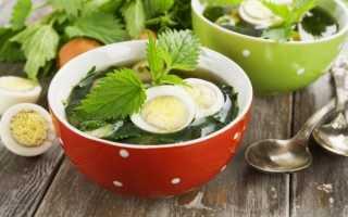 Щавелевый суп с яйцом — 6 классических рецептов