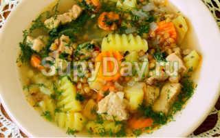 Суп из чечевицы вкусный
