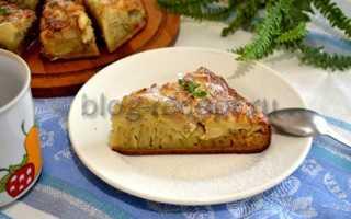 Шарлотка на молоке с яблоками – нежная! Рецепты шарлотки на молоке с яблоками и сливочным вкусом