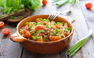 Жареная капуста — как вкусно пожарить капусту на сковороде