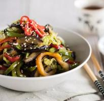 Баклажаны по-корейски на зиму: рецепты быстрого приготовления маринованных синеньких в домашних условиях