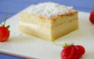 Пирожное «Умное» — десерт, который сам выбирает себе форму
